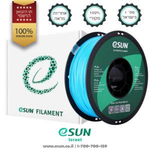 esun-israel-pla+-pla-plus-light-blue-1kg-פילמנט-איכותי-חברת-ESUN